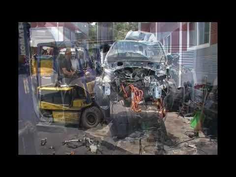 전기차폐차;  현대 블루온과 BMW i3, 전기차해체, Dismantling EV, Hyundai Blueon & BMW i3
