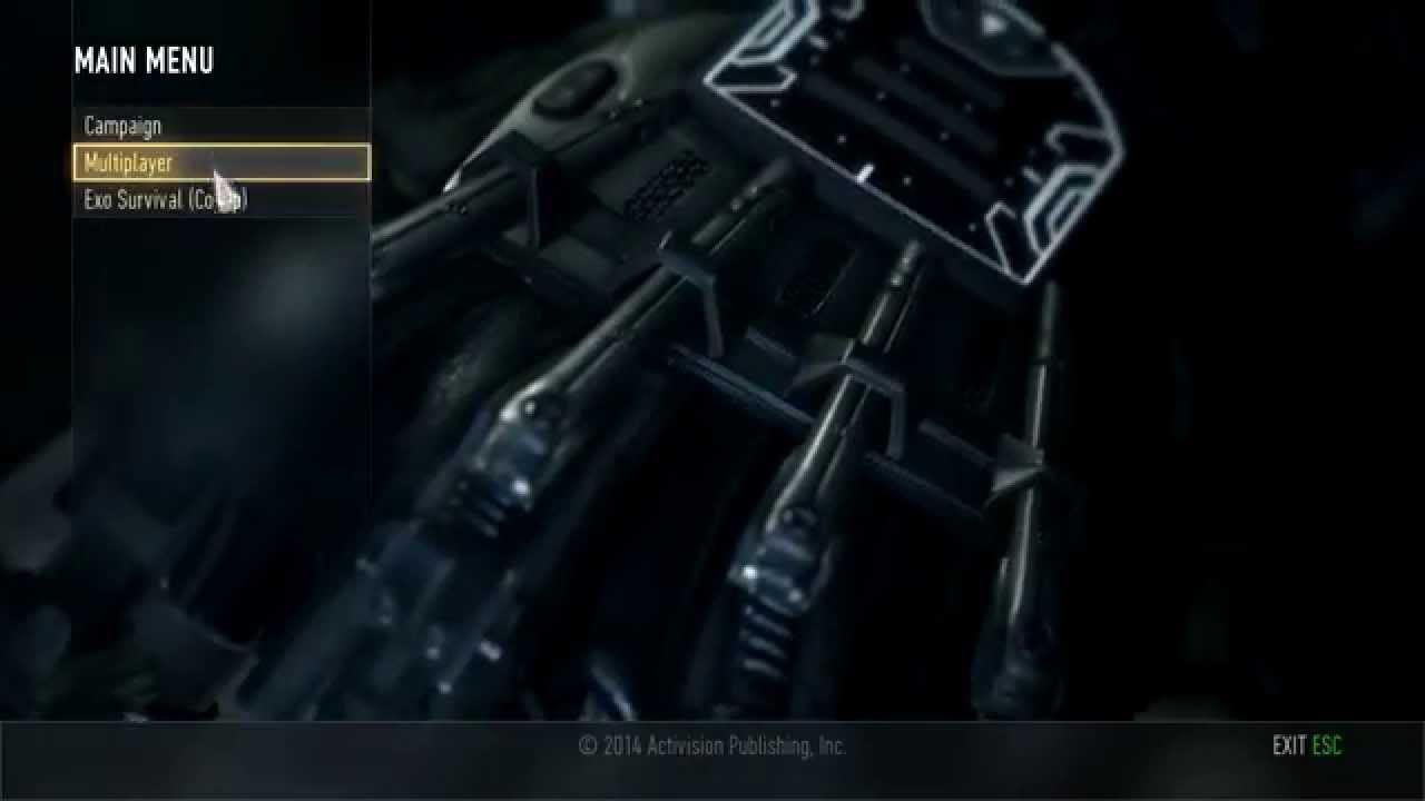 Call of Duty Advanced Warfare Change Russian language to ...