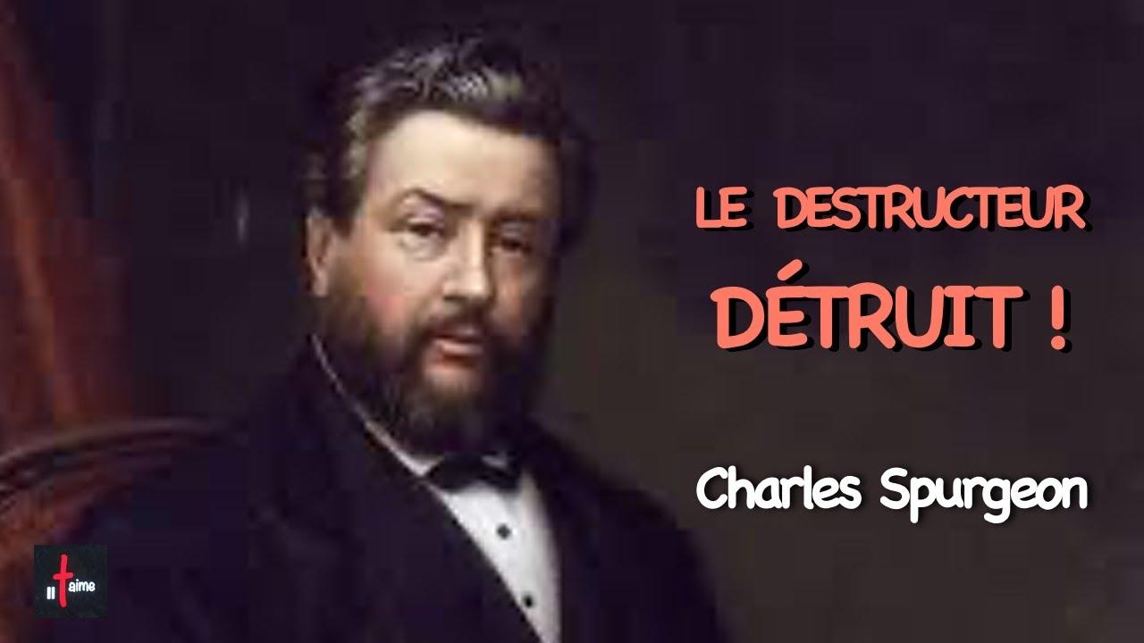 LE DESTRUCTEUR DÉTRUIT
