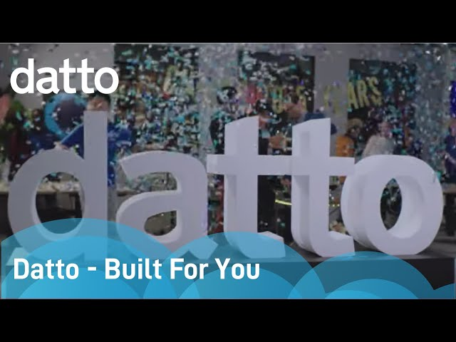 Datto - Built For You