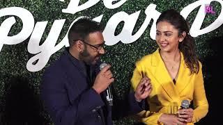 'De De Pyaar De' Trailer Launch | Ajay Devgan, Rakul Preet Singh, Tabu | Uncut 01
