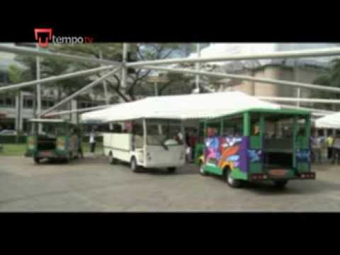 E-Jeepney, a Transport Revolution in the Philippines
