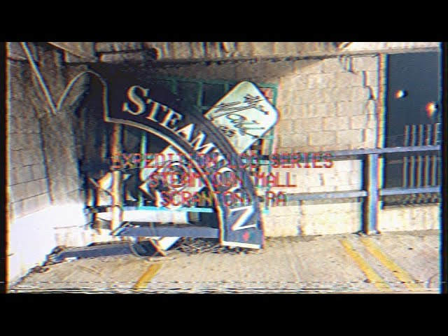 Steamtown Mall in Scranton, PA | ExLog 63