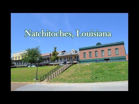 USA: Natchitoches, Louisiana