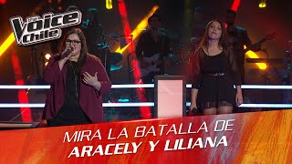The Voice Chile | Aracely y Liliana – Eternal Flame