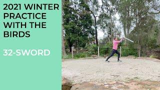 Sword 32 Winter Practice