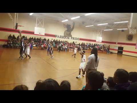 Fairforest MIddle School vs Granard Middle School (1/26/2017)