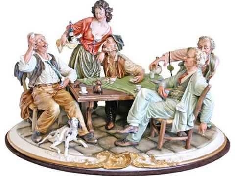 Finest Porcelain Figures  (Capodimonte)