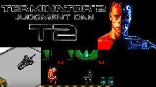 T2 - Terminator 2: Judgment Day (NES)