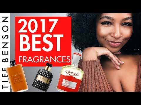 TOP 10  BEST FRAGRANCES MEN | 2017 RELEASES