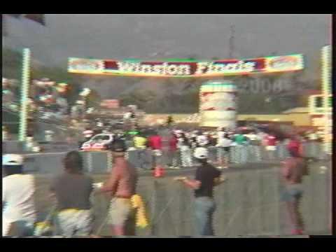 Al Hofmann blower explosion at Pomona 1990