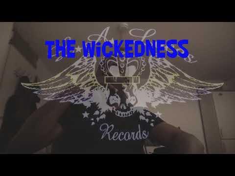 "Mixtape ""The Wickedness""   Born Antillean G'z Prod. By Mr.Maccaroni"
