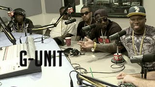 50 Cent & Tony Yayo Hash It Out On Ebro In The Morning!!!