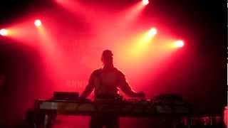 Streetsounds 30th anniversary Mantronix Live @ The Coronet London 17th November 2012