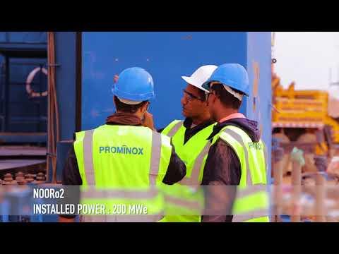 ACWA Power Morocco, 5 Year Anniversary Video