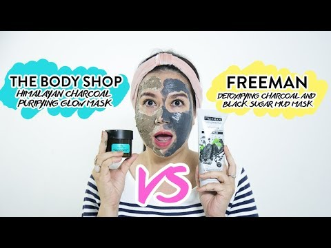 Masker Freeman VS The Body Shop | Skincare 101