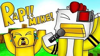 EL RAP DE MIKECRACK 😚😋 FELICIDADES POR TU MILLÓN COMPA! (MINECRAFT MUSIC)