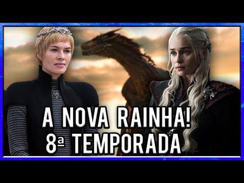 A Profecia da Cersei será Cumprida! - Game Of Thrones 8ª Temporada