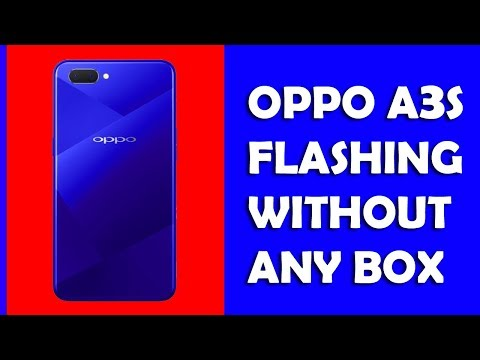 oppo a3s free flash tool
