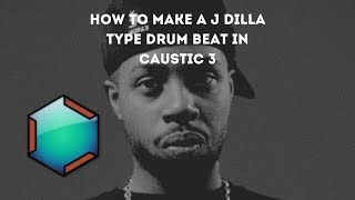 Comment Faire Un J Dilla Type de Battement de Tambour Caustique 3 | FREE SONS de batterie
