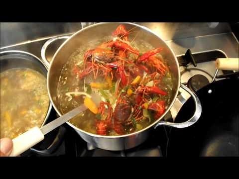 An American lobster in Wateringen.......