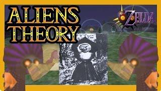 Zelda Theory: Aliens (Zelda Majora's Mask)