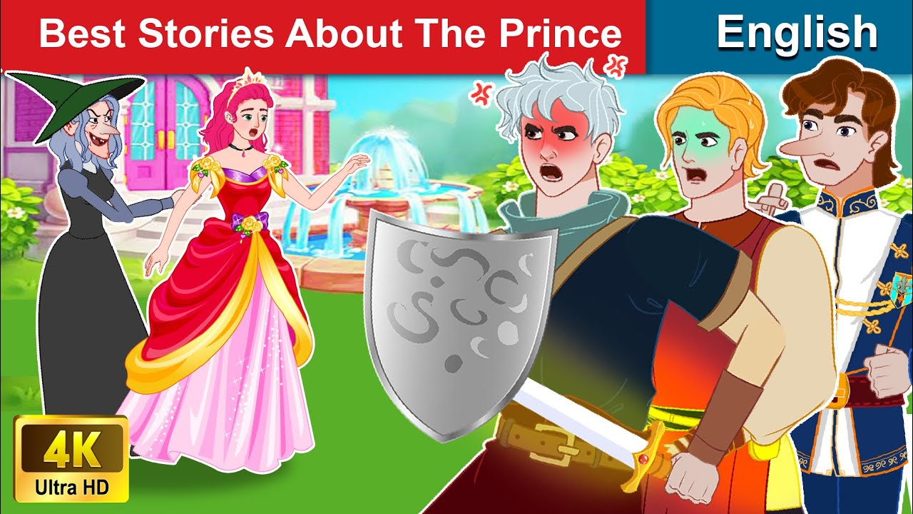 Best Stories About The Prince 🤴 Story in English | Stories For Teenagers | WOA Fairy Tales