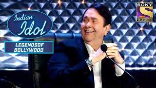 Randhir जी को भाया ये Rendition Of 'Jaane Jaan'! | Indian Idol | Legends Of Bollywood