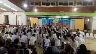 כנפי רוח ריקוד ילדי כיתות ב מבוא הגליל