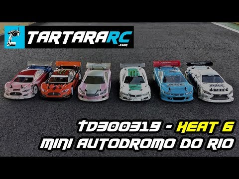 Vídeo: heat 6 - TD300319 mini autódromo do Rio