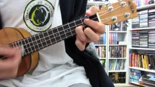 you´re true - Eddie vedder - ukulele cover