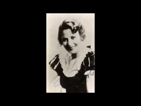 "Elsie Carlisle - ""You're My Everything"" (1932)"