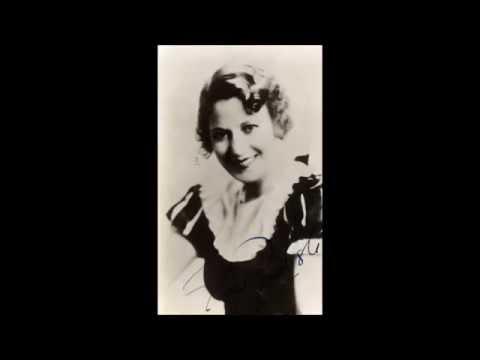 "Elsie Carlisle - ""You're My Everything"" (1932)"