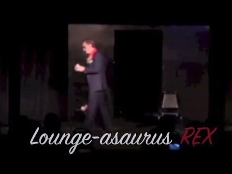 Lounge-asaurus Rex at Huge Theater Dec. 19th, 2012