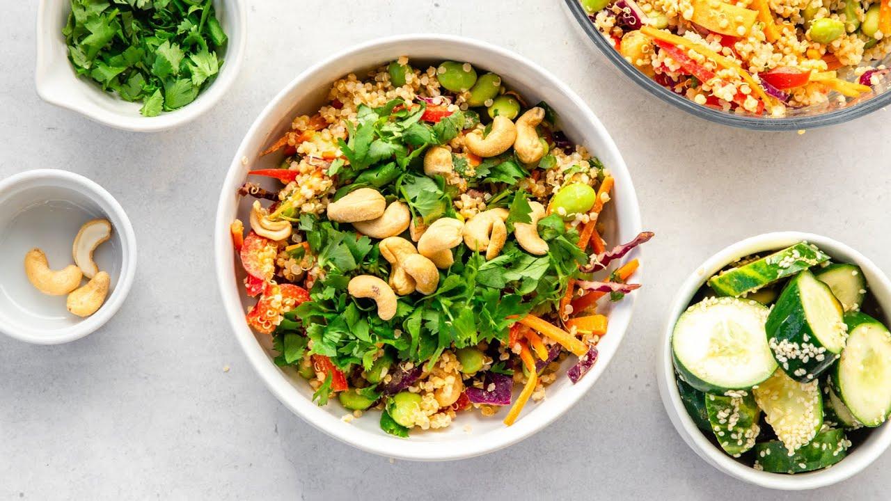 What I Ate: Fresh & Simple Vegan Meals