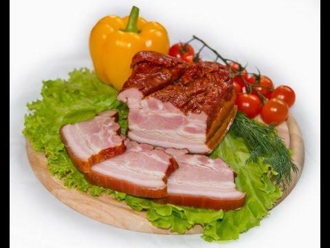 Как приготовить грудинку свиную в луковой шелухе в домашних условиях