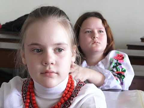 Телерадиокомпания «ГРАД»: В Одессе юные экологи представили свои работы