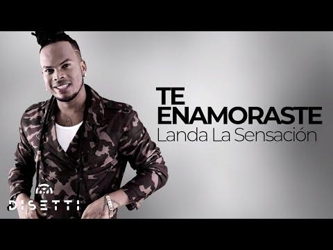 """Landa """"La Sensación"""" /#1 / Te Enamoraste / Video Liryc / Salsa Urbana 2018 nuevo"""