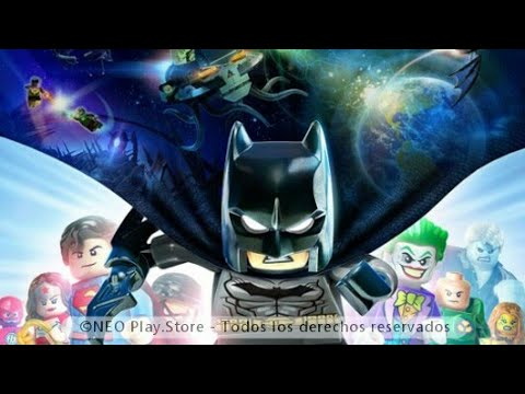 Lego Batman Beyond Gotham On Android Devices Mali/Adreno Support Download And Play