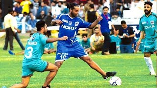 Ronaldinho Football Skills Show in Pakistan