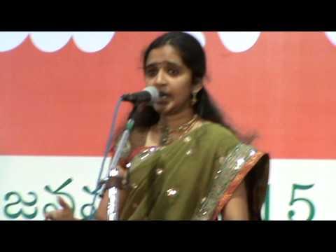 Gajananayutham   Dikshitar   Sri Latha Concert   Kakinada