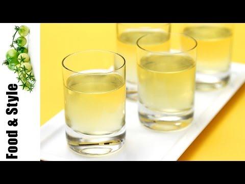 Meyer Lemon Liqueur (Homemade Limoncello)
