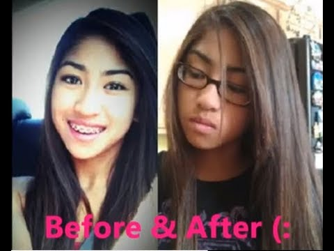 Dying black hair to brown (without bleach!) - YouTube