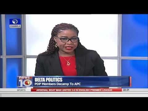 News@10: Abuja Bomb Blast Update: Calm Returns To Scenes Of Attacks 04/10/15 Prt. 2