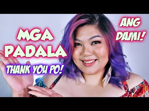 MGA LIBRENG PADALA NA MAKEUP AT SKIN CARE!!! (SUPER LONG HAUL) | Bing Castro