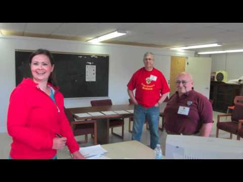 YCB Doors Open 2012 Volunteers