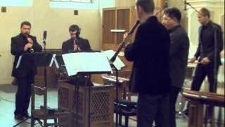 Heinrich Isaac - A la bataglia - Ensemble REVERSIO.wmv
