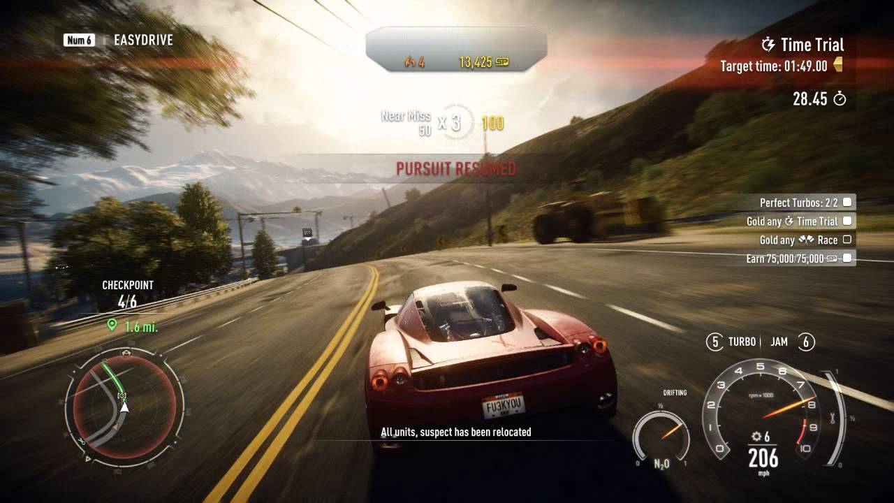 need for speed rivals pc to the limits fully upgraded ferrari enzo ferrari youtube. Black Bedroom Furniture Sets. Home Design Ideas