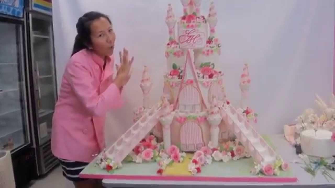 Wedding Cake Decorating Ideas Youtube