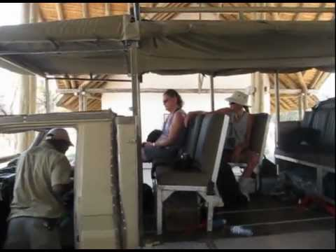 Kalahari Airport